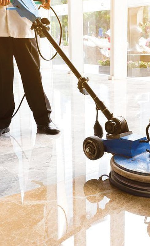 Marble Floor Polishing Services in Dubai – Best Maid